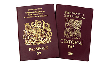 Entry requirements for UK citizens